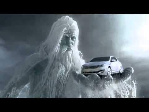 Kia Optima Advert With Aliens And S