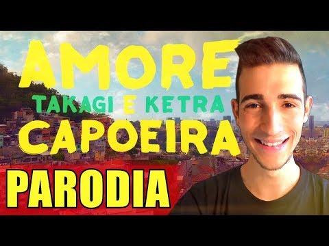 GIUSY FERRERI - AMORE E CAPOEIRA | PARODIA