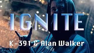 Ignite -  K 391 &  Alan Walker