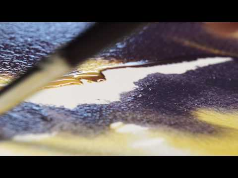 The effect of painting on a wet surface | Winsor & Newton Masterclass – Learning Tools for Artists