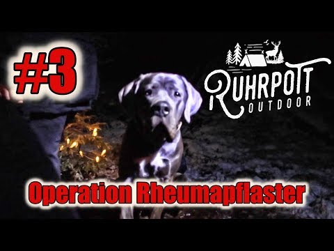 Operation Rheumapflaster #3 - Weihnachten 2017 mit Ruhrpott Outdoor