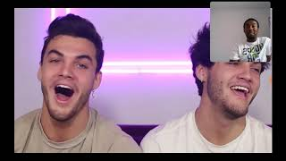 TRANSFORMING BACK INTO OUR OLD CRINGEY SELVES BY DOLAN TWINS REACTION