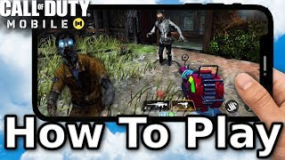 How To Play Call of Duty Mobile Zombies | Download Call of Duty Mobile Zombies Tutorial Gameplay