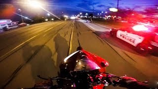 POLICE GETAWAYS | COPS vs BIKERS | INSANE  CHASES
