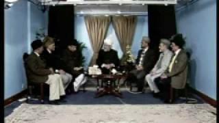 Praying to God (Urdu)