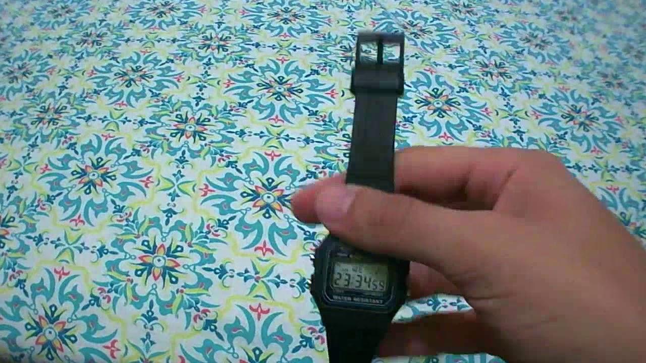 2d870f0d61c Relógio AquA Aq-81 - Vale ou não a pena  - YouTube