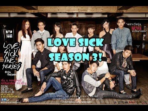 Download Love Sick the Series Season 3 Announcement!!