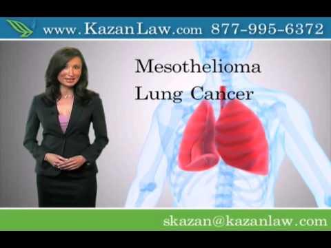 Asbestos Exposure Cancer Treatment Mesothelioma Lawyers