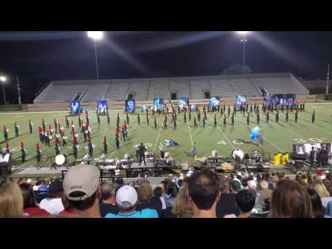 The Color of Film - Aledo High School Band 2016