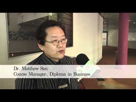 Temasek Polytechnic School of Business Events 2011 - A Montage