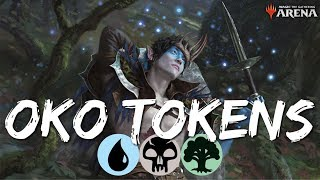 Download lagu Put a Shirt On OKO TOKENS Oko Thief of Crowns Deck in ELD Standard MP3