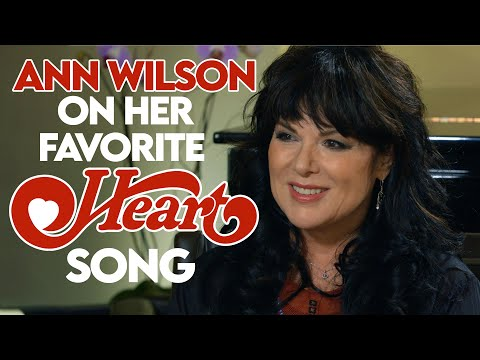 What is Ann Wilson's  FAVORITE Heart song AND It's Story   Premium   Professor of Rock