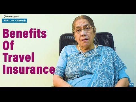 BAJAJ ALLIANZ || BENEFITS OF TRAVEL INSURANCE || CUSTOMER REVIEW (2019)