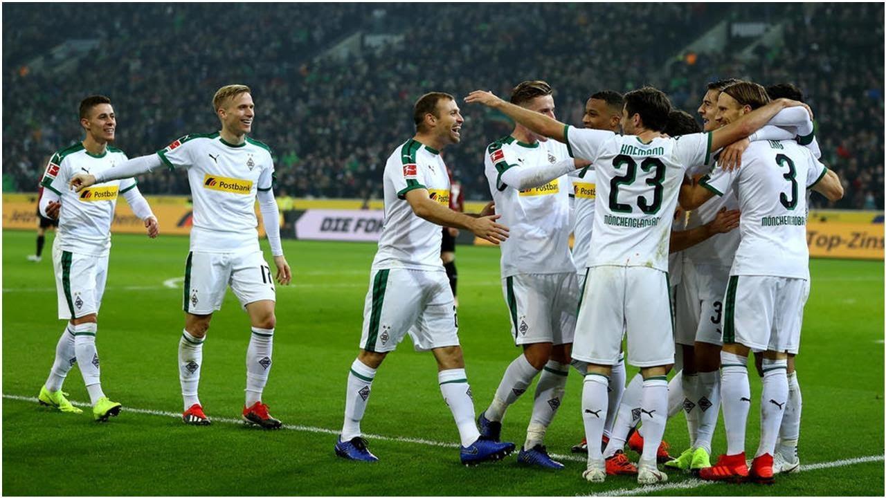 Hannover Gegen Gladbach