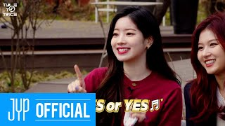 "TWICE REALITY ""TIME TO TWICE"" YES or NO EP.01"