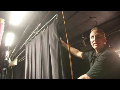 The Magic of Stage Curtains with Galion Community Theatre