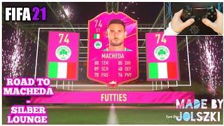 FIFA 21   Silber FUTTI MACHETA - Silver Lounge Turnier durchgespielt - Deutsch