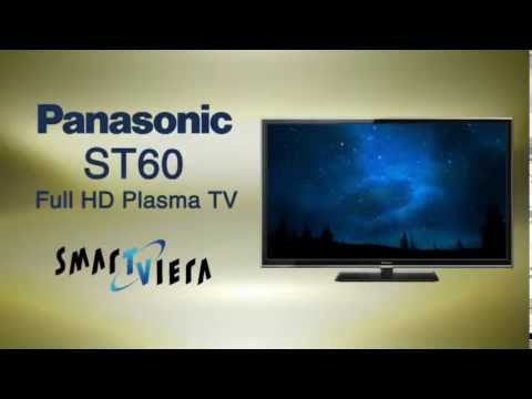 Panasonic VIERA ST60 Series Plasma TV - Available at Paul's TV and Appliances