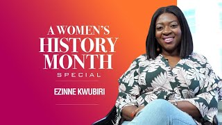 #Face2FaceAfrica Women's History Month Special: Ezinne Kwubiri