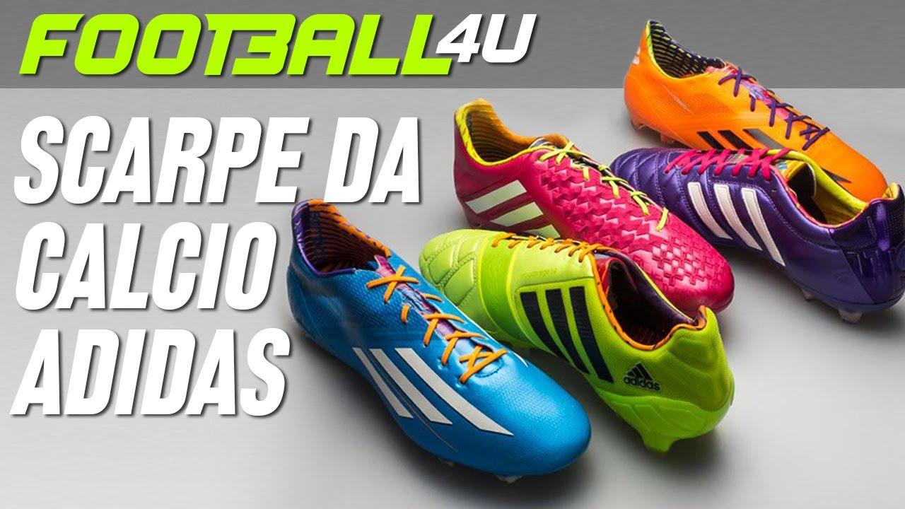 Calcio Scarpe Adidas Nuovi Da Modelli TqFFO