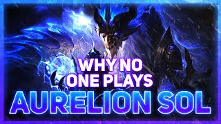Why NO ONE Plays: Aurelion Sol (REMADE) | League of Legends