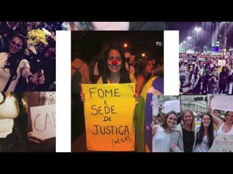 Igreja Metodista nos protestos pelo Brasil - Expositor Cristão - Julho 2013