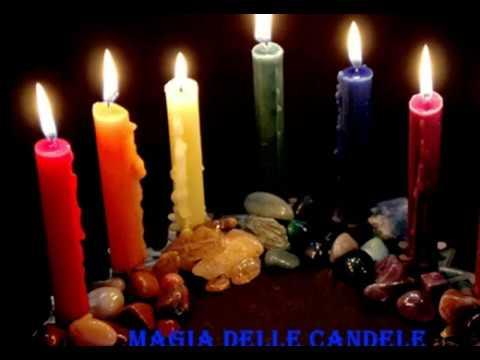 Candele E Magia - L'uso Delle Candele Nei Rituali