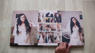 Свадебная фотокнига - ice book