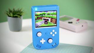 Wii on a GameBoy