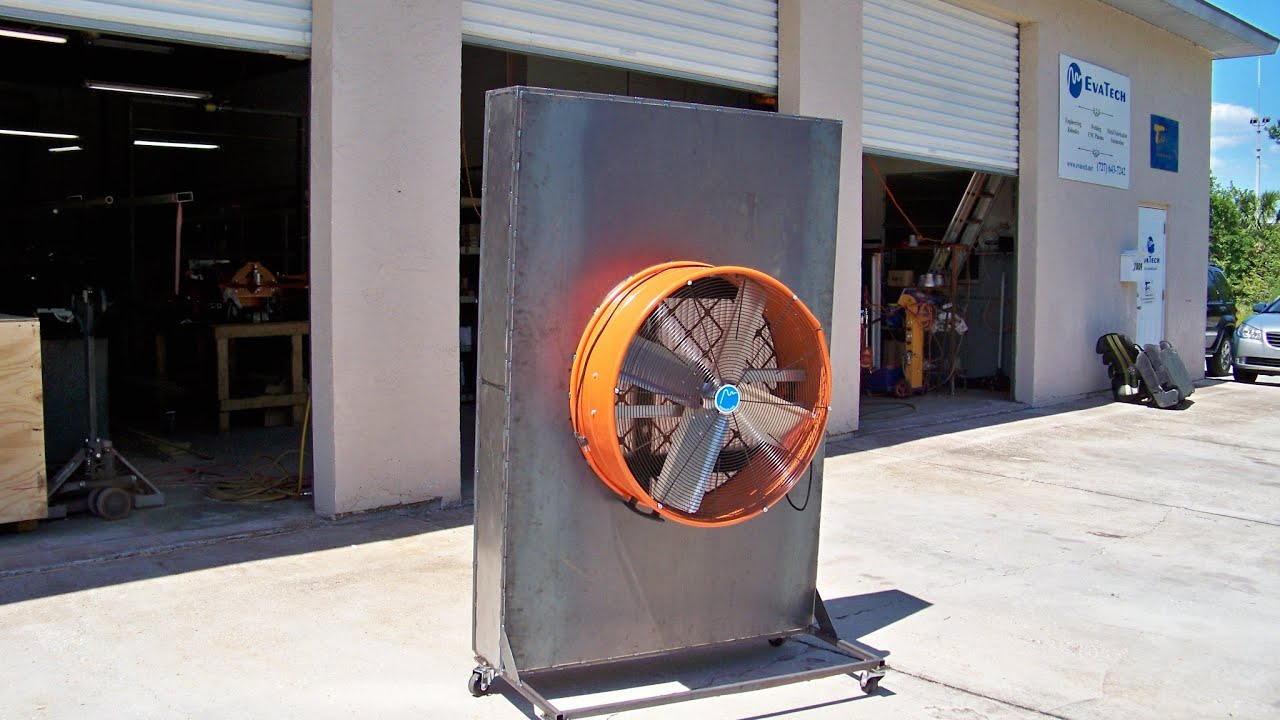 Unbelievably Effective Powder Coating Booth