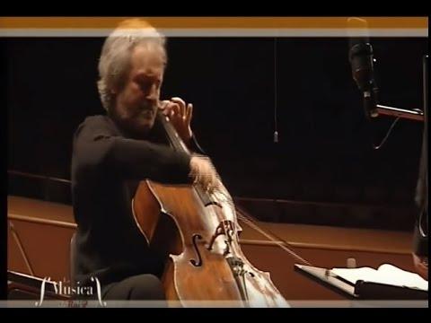 Mario Brunello - Dvořák - Cello Concerto in B min op.104 - II Mov