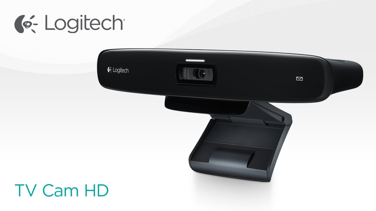 Logitech tv cam hd skype now on your tv youtube - Tv in camera ...