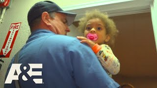 Live Rescue: Trapped Toddler Opens Door for Pizza (Season 2) | A&E