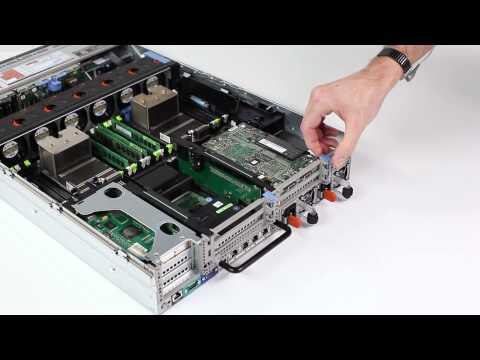 PowerEdge R720: PCI Card - YouTube