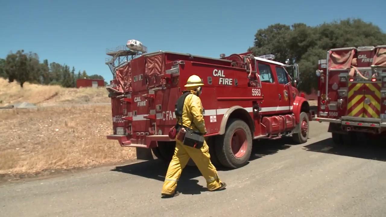 Cal OES INSIDE LOOK: CAL FIRE ACADEMY - YouTube
