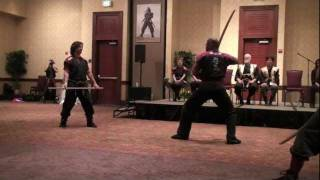 8th Degree Black Belt Demo and Celebration