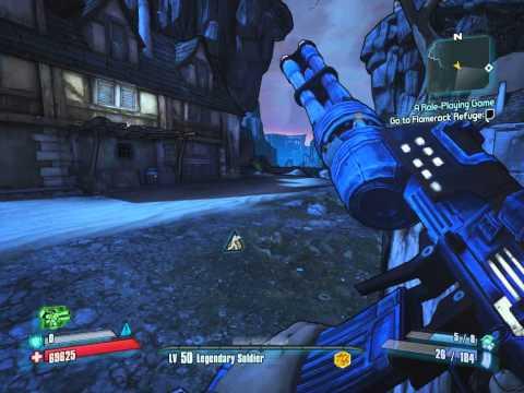 Borderlands2 DLC (Tiny Tina's Assault on Dragon Keep) Suro begin |