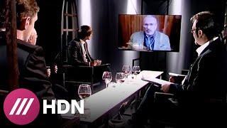 Михаил Ходорковский о том, кто убил Немцова и когда уйдет Путин