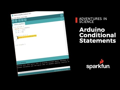 Arduino Code: Conditional Statements