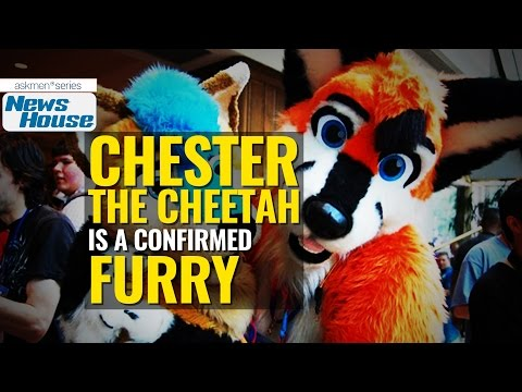 Chester The Cheetah Is A Confirmed Furry   News House