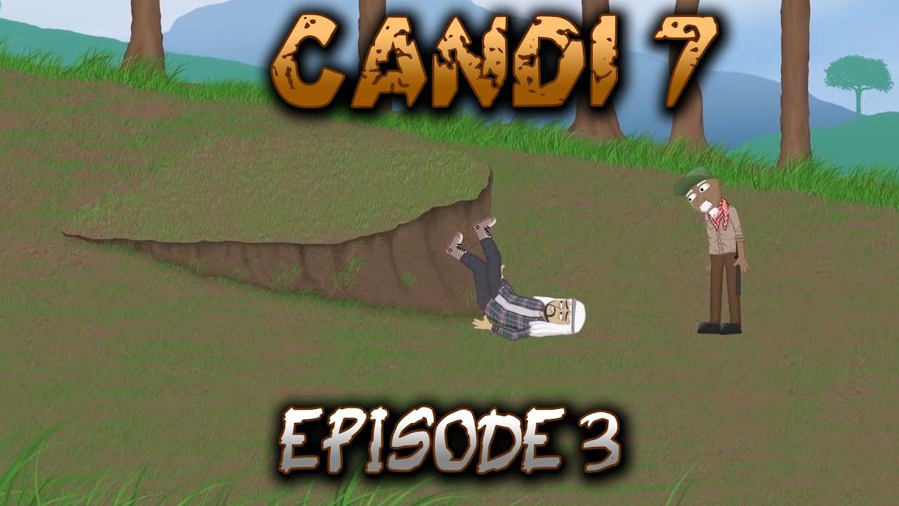 Candi 7 - Episode 3 - Terpisah Di Hutan