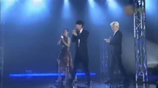Repeat youtube video Hubert Wu 胡鴻鈞 ~「化蝶」+ 搖滾版「吻別」+ 同Fred Cheng  鄭俊弘合唱「喜歡你」