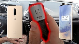 OnePlus 7 Pro Warp Speed Car Charger! | Warp 30