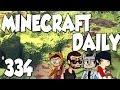 Minecraft Daily | Ep.334 | The Animal Hospital!?!?