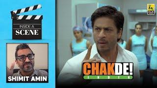 Chak De! India   'Sattar Minute' Scene   Shimit Amin   Inside A Scene   Film Companion