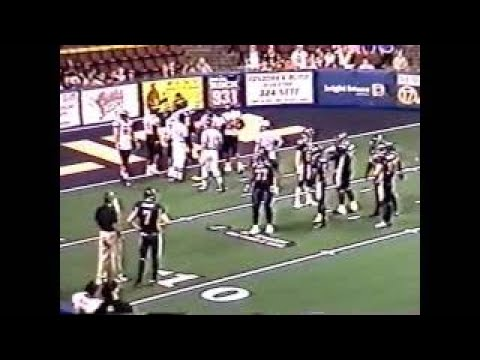 arenafootball2 Central Valley Coyotes at Bakersfield Blitz 7/14/2004