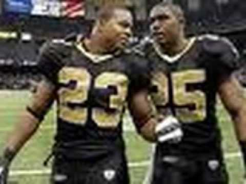 pierre thomas highlight 08/09
