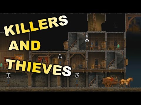 Killers and Thieves - Xcom Thugz! - Let's Play Killers and Thieves Gameplay