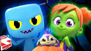 Halloween Parade | Scary Nursery Rhymes and Children Song | Spooky Songs For Kids | Scary Rhyme