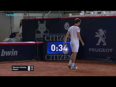 Mayer upsets top seed, Khachanov advances | German Open 2017 Day 2 Highlights